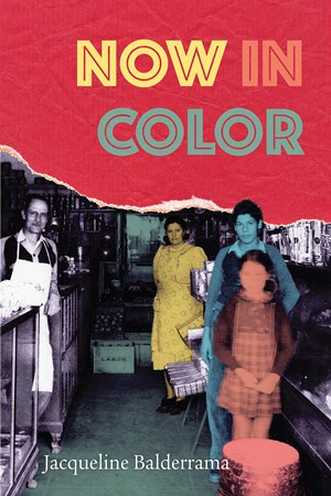 Cover of Now in Color by Jacqueline Balderrama