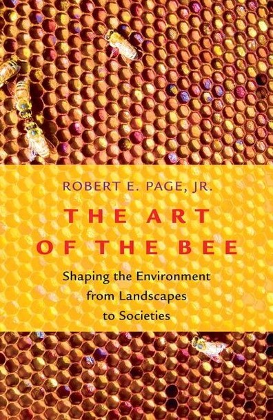 Cover of The Art of the Bee by Robert Page