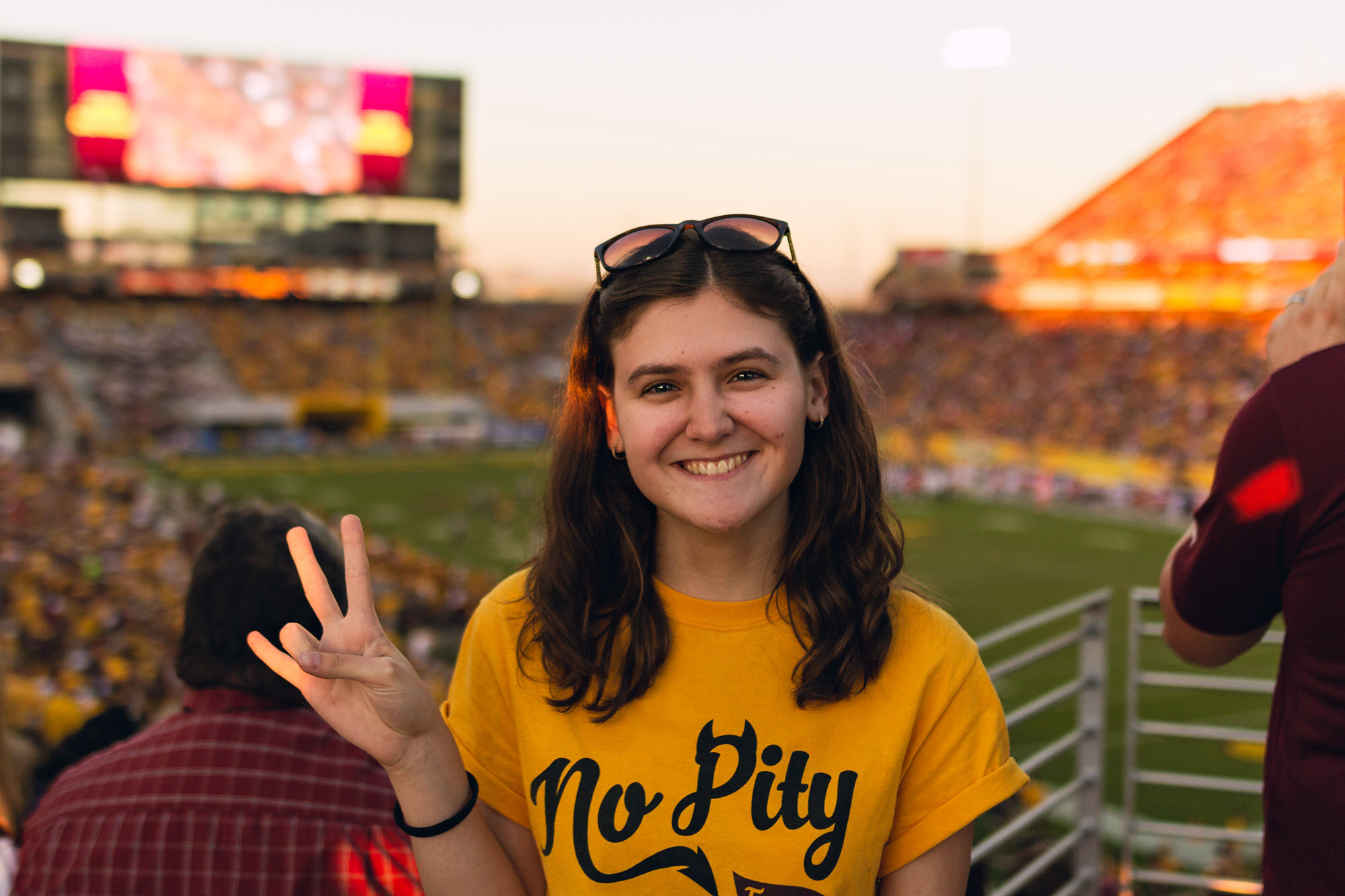 Spring 2018 ASU Department of English CLAS Dean's medalist Nichol Brown / Courtesy photo
