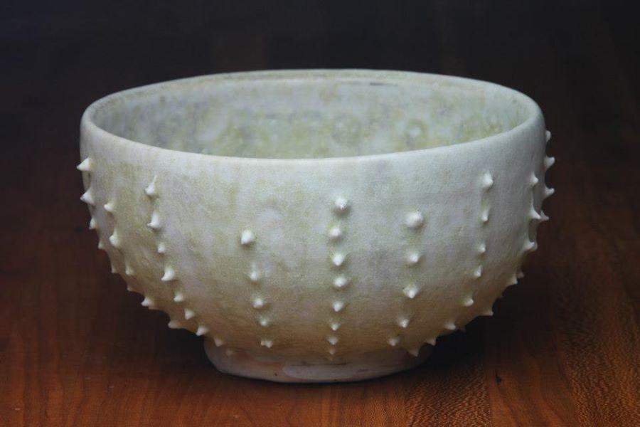 """Image of """"Sea Urchin Bowl"""" by Andrea Dickens. / Courtesy photo"""