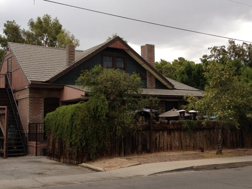 Image of Casey Moore's Oyster House in Tempe, AZ / Photo courtesy Casey Moore's