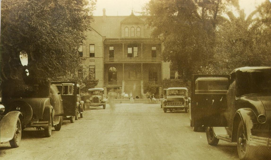 Old Main, 1930s