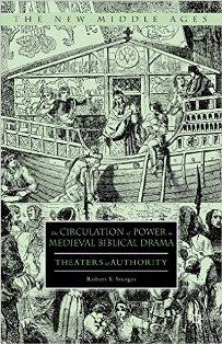The Circulation of Power in Medieval Biblical Drama by Robert Sturges