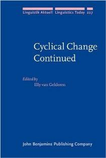 Cyclical Change Continued edited by Elly van Gelderen